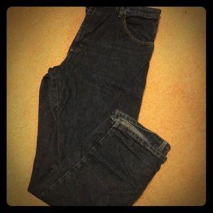 Wrangler Regular Fit Jeans Dark Wash